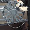 Set de tapas Aro 12 Gris M2 Daihatsu