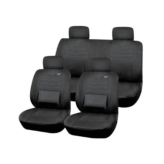 Fundas cubre asientos Vehiculo Universal Indy Negro Safari