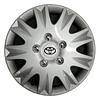 Tapas de Ruedas para Vehículo Aro 14 Estrella Toyota