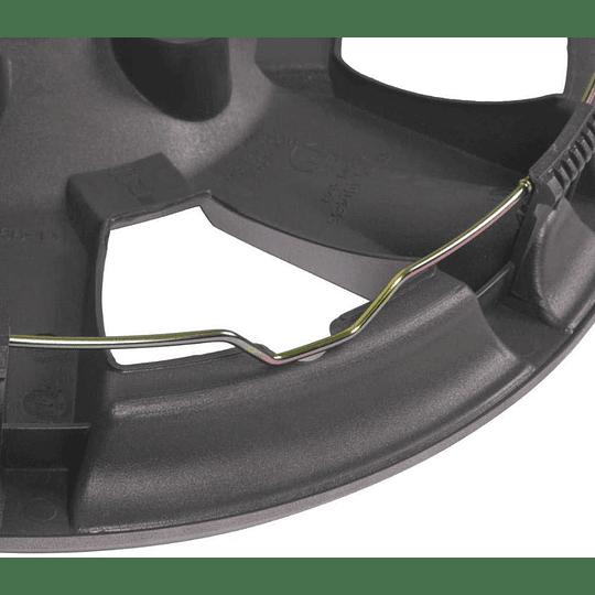 Tapas de Ruedas para Vehículo 801185S Aro 15 Chevrolet