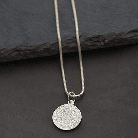 Medalla San Benito M
