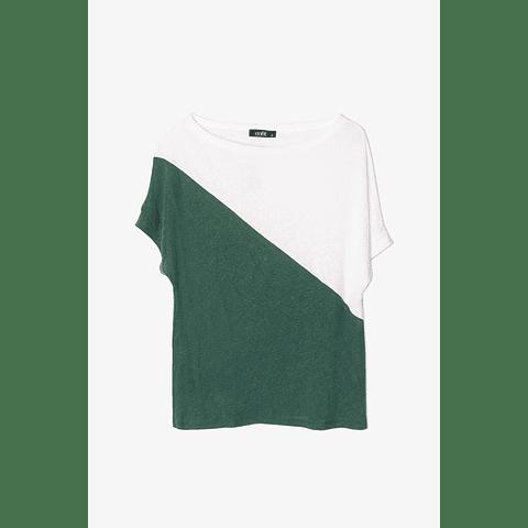 Blusa Diagonal S