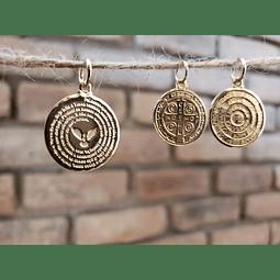 Medalla Oración del Ángel de la Guarda