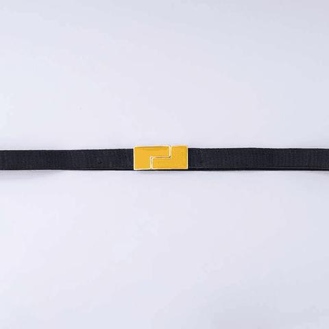 Cinturón Marni Pequeño Amarillo