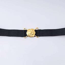 Cinturón Rosa Dorado