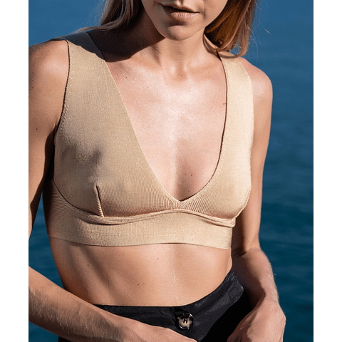 Top V Tricot