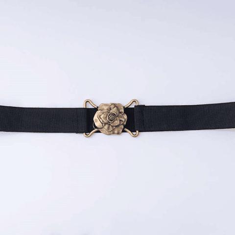 Cinturón Rosa Envejecido