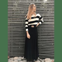 Falda Larga Básica