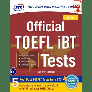 eBook Official TOEFL iBT® Tests Volume 1