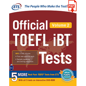 eBook Official TOEFL iBT® Tests Volume 2
