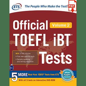 eBook Official TOEFL iBT® Tests Volume 2