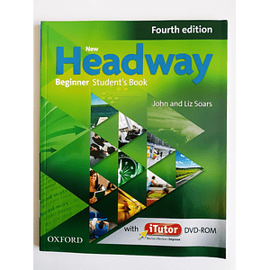 Libro New Headway Beginner Student's book 4th Edition