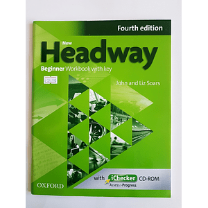 Libro New Headway Beginner Workbook 4th Edition
