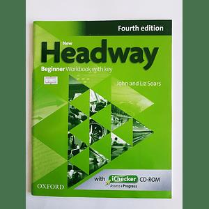 Libro New Headway Beginner Workbook 4th Edition