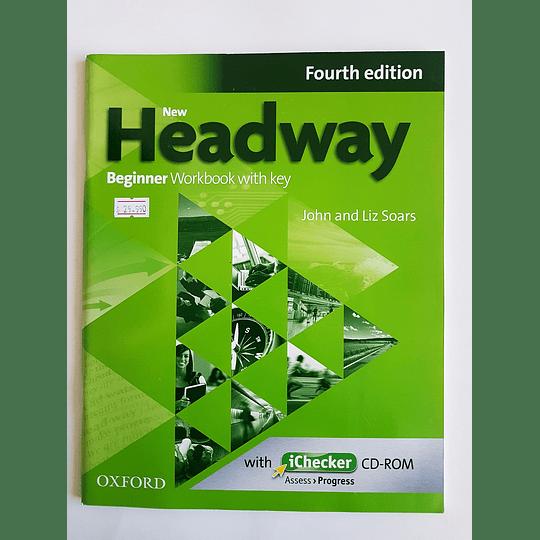 Libro New Headway Beginner Workbook 4th Edition - Image 1