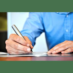 Inscripción Examen