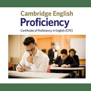 Curso Cambridge C2 Proficiency CPE