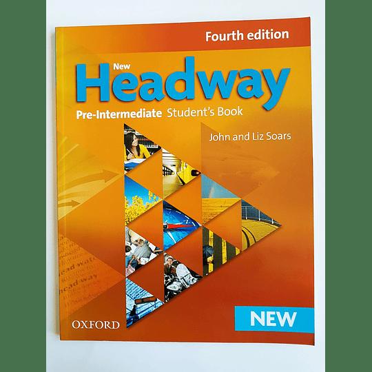Libro New Headway Pre-Intermediate Student's book 4th Edition - Image 1