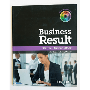 Libro Business Result Starter Student's book 1st Edition