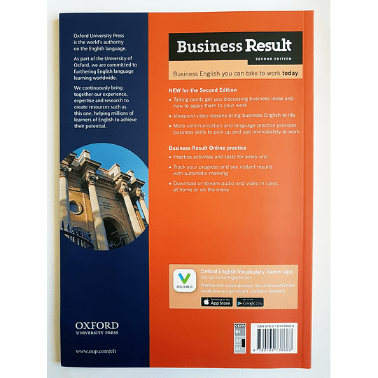 Libro Business Result Elementary Student's book 2nd Edition - Image 2