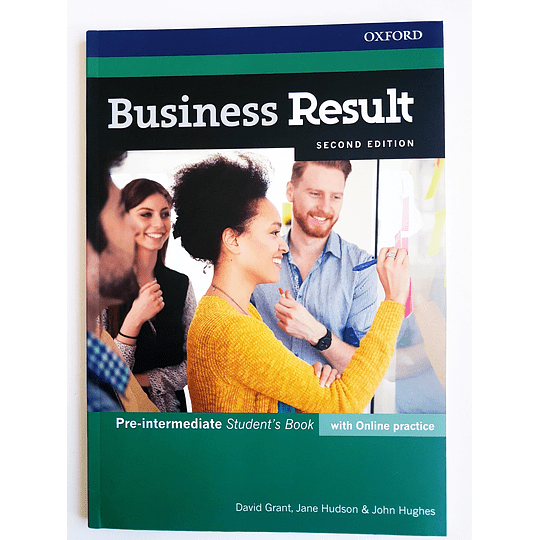 Libro Business Result Pre-Intermediate Student's book 2nd Edition - Image 1