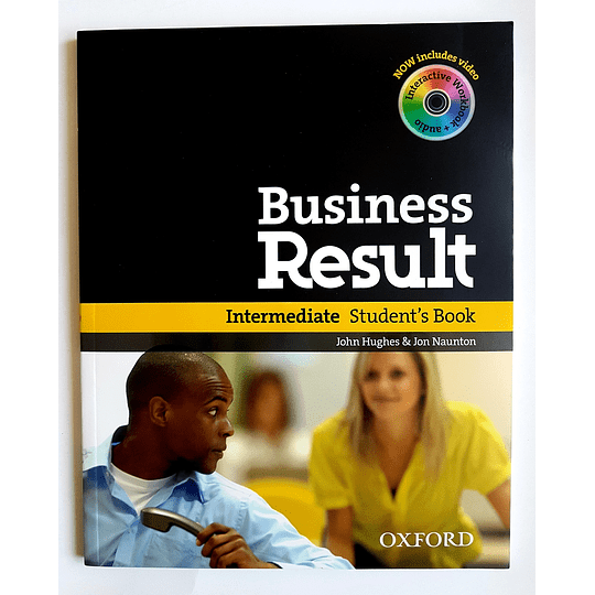 Libro Business Result Intermediate Student's book 1st Edition - Image 1