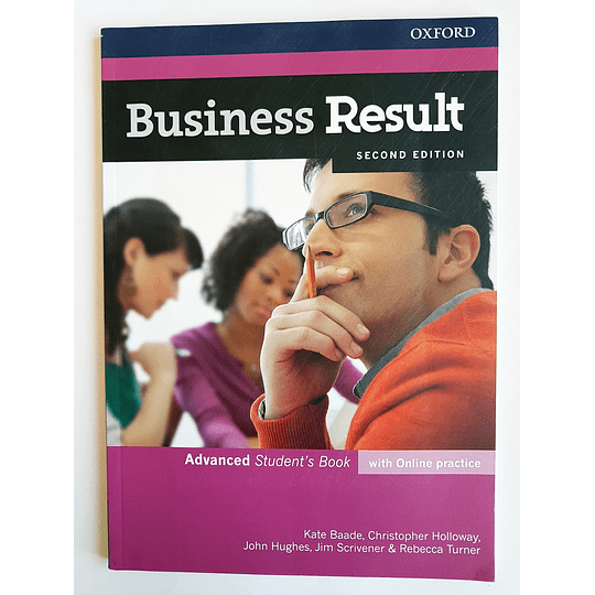 Libro Business Result Advanced Student's book 2nd Edition - Image 1