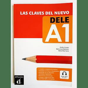 Libro Las claves del nuevo DELE A1