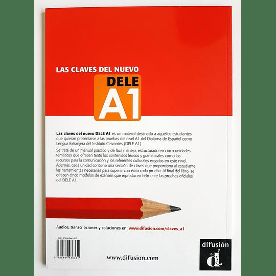 Libro Las claves del nuevo DELE A1 - Image 2