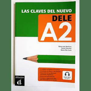 Libro Las claves del nuevo DELE A2