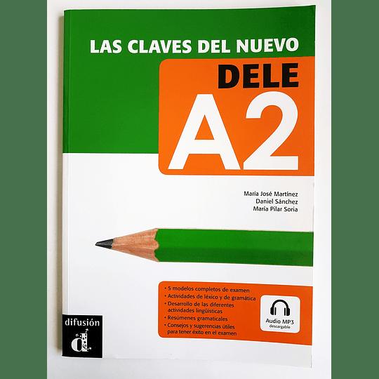 Libro Las claves del nuevo DELE A2 - Image 1