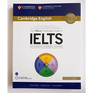 Libro The Official Cambridge Guide to IELTS