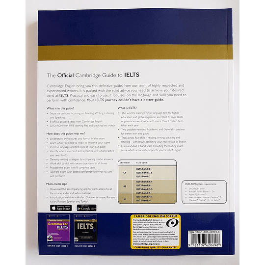 Libro The Official Cambridge Guide to IELTS - Image 2