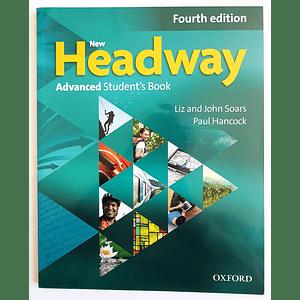 Libro New Headway Advanced Student's book 4th Edition