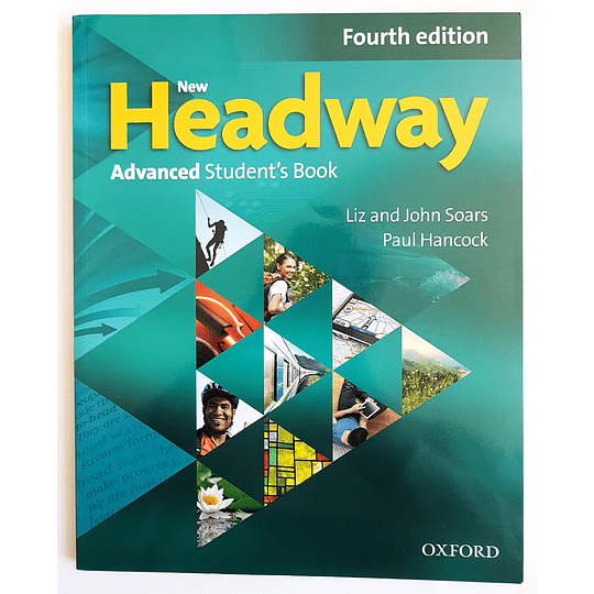 Libro New Headway Advanced Student's book 4th Edition - Image 1