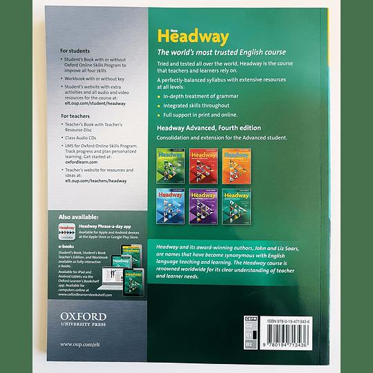 Libro New Headway Advanced Student's book 4th Edition - Image 2