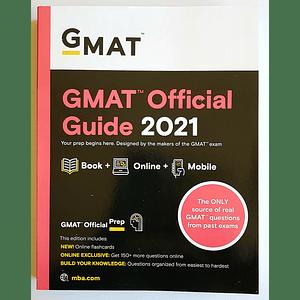 Libro Gmat Official Guide 2021