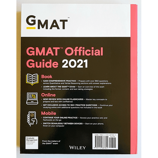 Libro Gmat Official Guide 2021 - Image 2