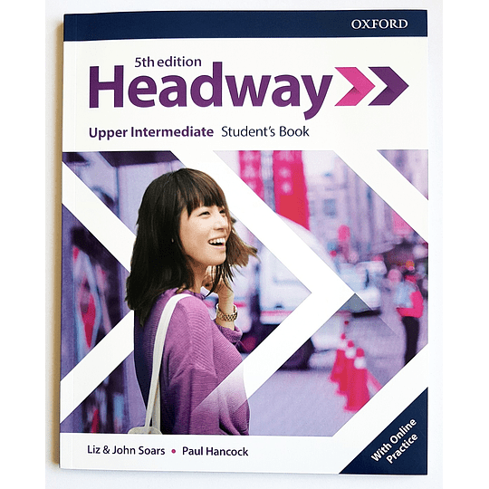 Libro Headway Upper Intermediate Student's Book 5th edition - Image 1