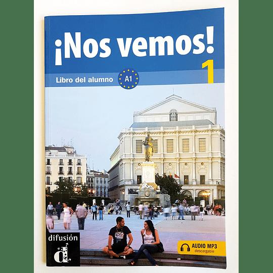 !Nos Vemos! 1 - Libro del alumno - Image 1