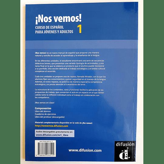 !Nos Vemos! 1 - Libro del alumno - Image 2