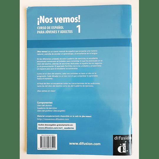 ¡Nos Vemos! 1 - Cuaderno de ejercicios - Image 2