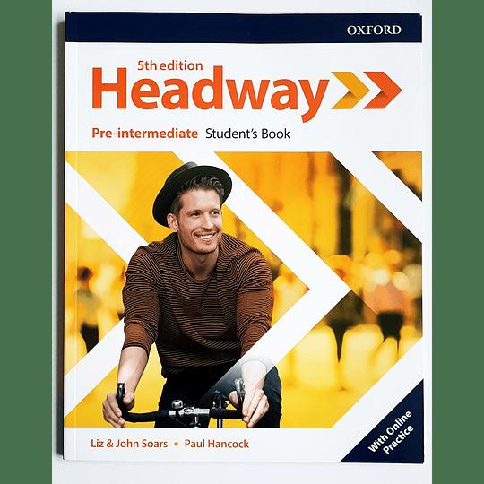 Libro Headway Pre-intermediate Student's Book 5th edition - Image 1