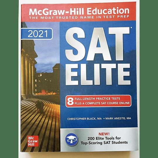 Libro McGraw-Hill Education SAT Elite 2021 - Image 1