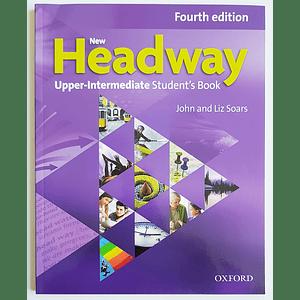 Libro New Headway Upper-Intermediate Student's book 4th Edition