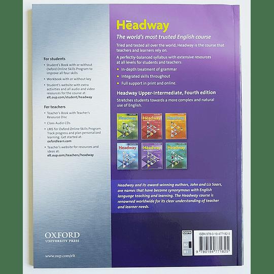 Libro New Headway Upper-Intermediate Student's book 4th Edition - Image 2