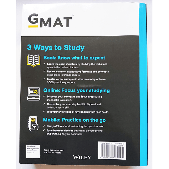 Libro GMAT Official Guide 2022 - Image 2