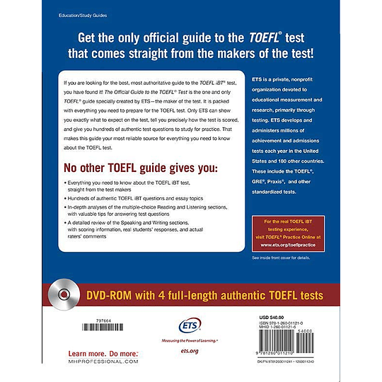 eBook The Official Guide to the TOEFL Test 5th ed - Image 2