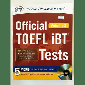 Libro Official TOEFL iBT® Tests Volume 2