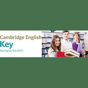 Curso Cambridge A2 Key (KET)